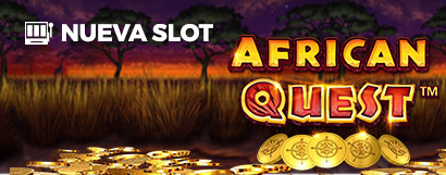 Slot The African Quest