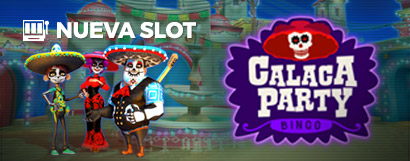 Slot Calaca Party