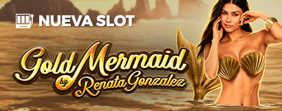 Slot Gold Mermaid by Renata González