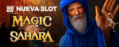 Slot Magic of Sahara