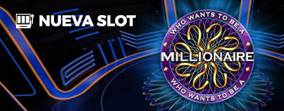Slot Who Wants to be Millionaire