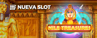 Slot Nile Treasure