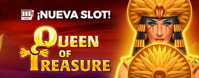 Slot Queen of Treasure