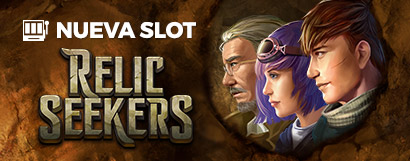 Slot Relic Seekers
