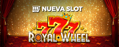 Slot 777 Royal Wheel