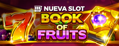Slot Book of fruits