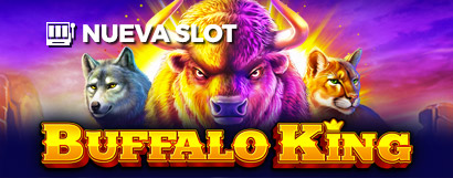 Slot Buffalo King