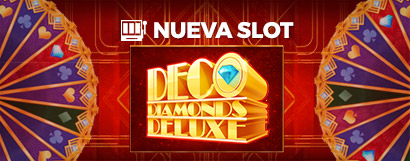 Slot Deco Diamonds Deluxe