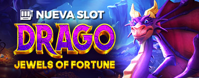Slot Drago Jewels Of Fortune