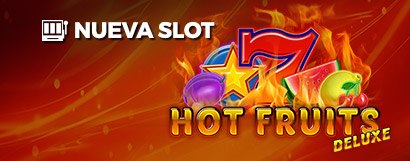 Slot Hot Fruits Deluxe