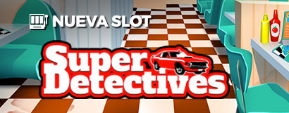 Slot Super Detectives