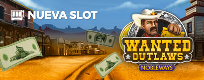 Slot Wanted Outlaws
