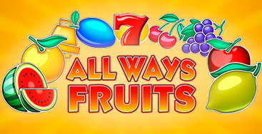Juega a la slot All Ways Fruits en nuestro Casino Online