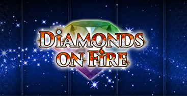 Juega a la slot Diamonds on Fire en nuestro Casino Online