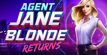 Juega a la slot Agent Jane Blonde Returns en nuestro Casino Online