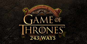 Juega a Game of Thrones 243 Ways  en nuestro Casino Online