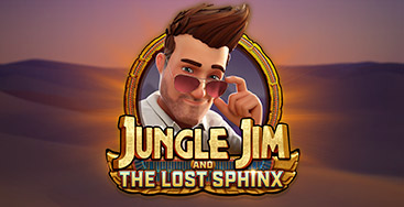 Juega a la slot Jungle Jim and the Lost Sphinx en nuestro Casino Online