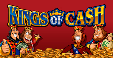 Juega a la slot Kings of Cash en nuestro Casino Online