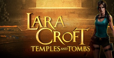 Juega a Lara Croft Temples and Tombs en nuestro Casino Online