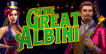 Juega a la slot The Great Albini en nuestro Casino Online