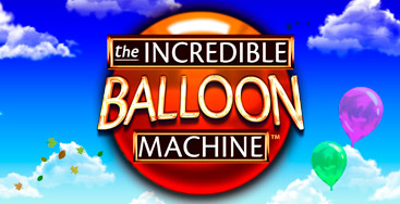 Juega a la slot The Incredible Balloon Machine en nuestro Casino Online