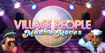Juega a la slot Village People Macho Moves en nuestro Casino Online