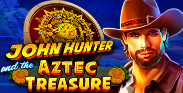 Juega a la slot John Hunter and the Aztec Treasure en nuestro Casino Online