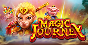 Juega a la slot Magic Journey en nuestro Casino Online