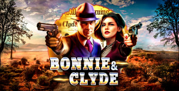 Juega a la slot Bonnie and Clyde en nuestro Casino Online