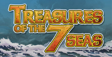 Juega a la slot Treasure of 7 seas en nuestro Casino Online