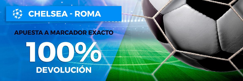Promoción Champions League: Chelsea - Roma