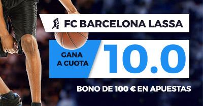 Megacuota Liga Endesa: FC Barcelona Lassa - Baskonia