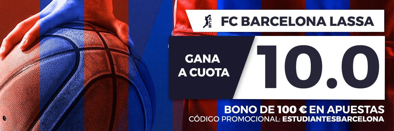 Megacuota Liga Endesa: Estudiantes - FC Barcelona Lassa