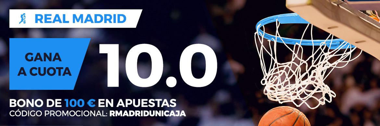 Megacuota Liga Endesa: Real Madrid - Unicaja