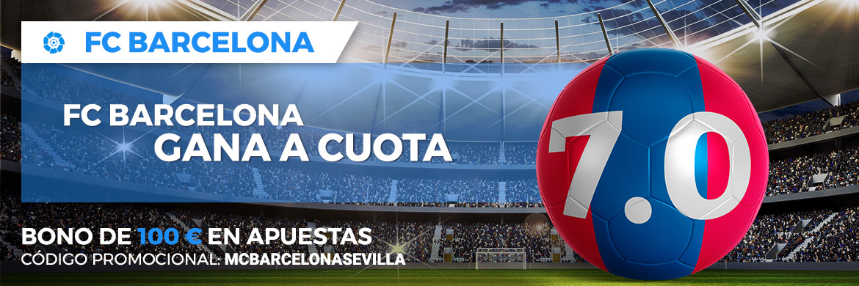 Megacuota LaLiga Santander: FC Barcelona - FC Sevilla