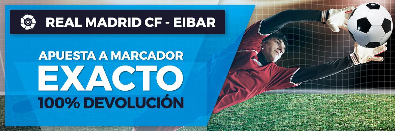 Promoción LaLiga Santander: Real Madrid - Eibar