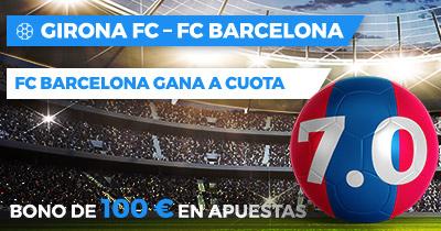 Megacuota Liga Santander: Girona FC – FC Barcelona
