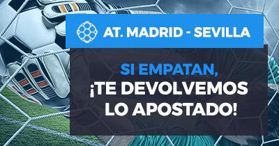 LaLiga Santander: Atlético de Madrid - Sevilla